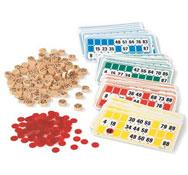 Juego de bingo el juego