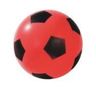 Balón de espuma ø 20 cm la unidad
