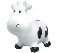Balón saltarín la vaca la unidad