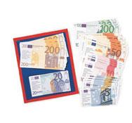 60 billetes en euros el conjunto