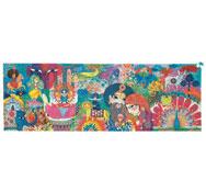 Puzzle 1000 piezas magic india la unidad
