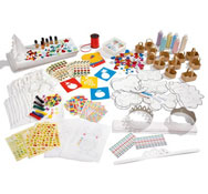 Kit de manualidades festivas el conjunto