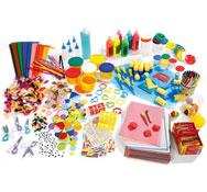 Kit los esenciales actividades manuales el conjunto