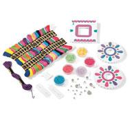 Kit de pulsera para tejer el conjunto