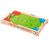 Futbolín pinball portátil el conjunto
