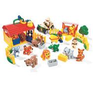 Mis primeros amigos el parque de animales el conjunto