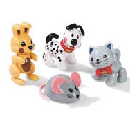 Mis primeros amigos las mascotas el conjunto
