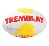 Balón de rugby pedagógico talla 5 la unidad