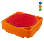 Gran mesa de actividades de agua y arena alto: 31 cm con tapa el conjunto