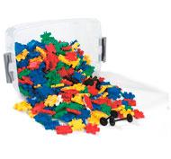 Juego de construcción clics 360 piezas los 360