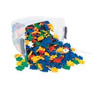Juego de construcción clics 650 piezas los 650