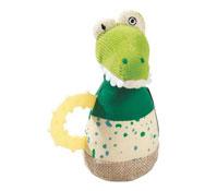 Hochet maracas aligatos l'alligator la unidad