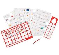 Kit de organización/planificación el conjunto