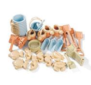 Juegos de arena maxi kit en bioplástico el conjunto