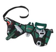 Cinturón de herramientas bosch con destornillador el conjunto