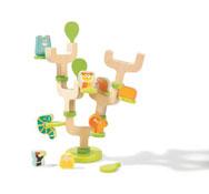 Juego de equilibrio árbol apilable el conjunto