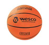 Balón de baloncesto talla 3 entrenamiento interior-exterior la unidad