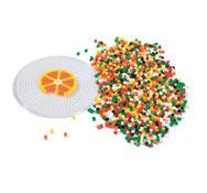 Kit cuentas planchables para reposavasos frutas el conjunto