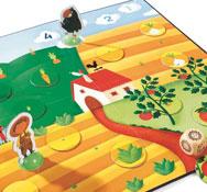 Juego de cooperación max el granjero el juego