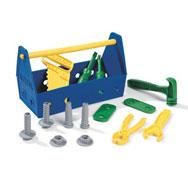 Caja de herramientas ecológica el conjunto