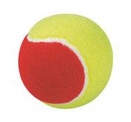 Pelotas de tenis de iniciación ø 75 mm la unidad