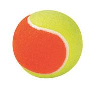 Pelotas de tenis de iniciación ø 65 mm la unidad