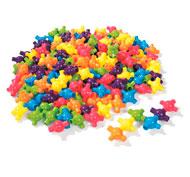 Maxi lote color-conectores lote de 216