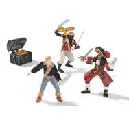 Figuritas los piratas los 4