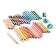 Lápices de colores 3 en 1 buddy lote de 36