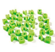 Esponjas alfabeto y cifras lote de 36