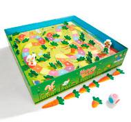 Juego de cooperación happy bunny el juego