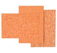 Hojas de corcho adhesivas lote de 3