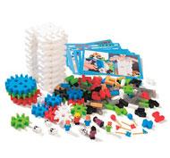 Juegos de construcción io blocks engranajes el conjunto