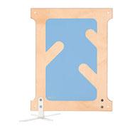 Barrera de separación trendy color 48 cm la unidad