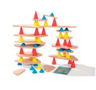 Juego de construcción oppi piks 128 piezas el conjunto