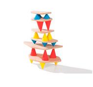 Juego de construcción oppi piks 64 piezas el conjunto