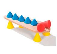Juego de construcción oppi piks 24 piezas el conjunto