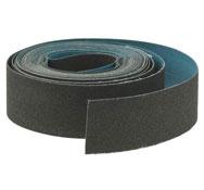 Rollo de papel de lija (25 mm x 5 m) grano 150