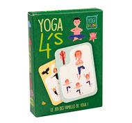 Juego de las 9 familias yoga el juego