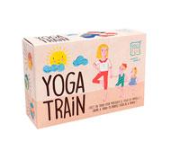 Juego de yoga el tren el juego