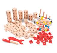 Tambor de trabajo 70 piezas lote de 70