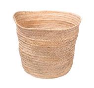 Cesta flexible hecha de material natural 55 litros la unidad