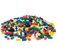 Ladrillos de construcción 1000 piezas el conjunto