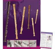 Poster las flautas