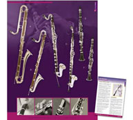 Poster clarinetes