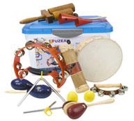 Cofre de 10 instrumentos