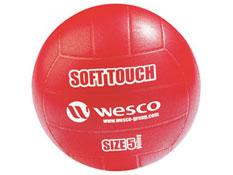 Balón de voleibol tacto blando la unidad
