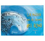 La musica con los colores del agua. vol.1 - 7 piezas##