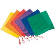 Pañuelos para lanzar los 6