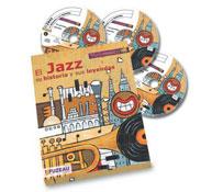 El jazz, su historia y  sus leyendas - castellano